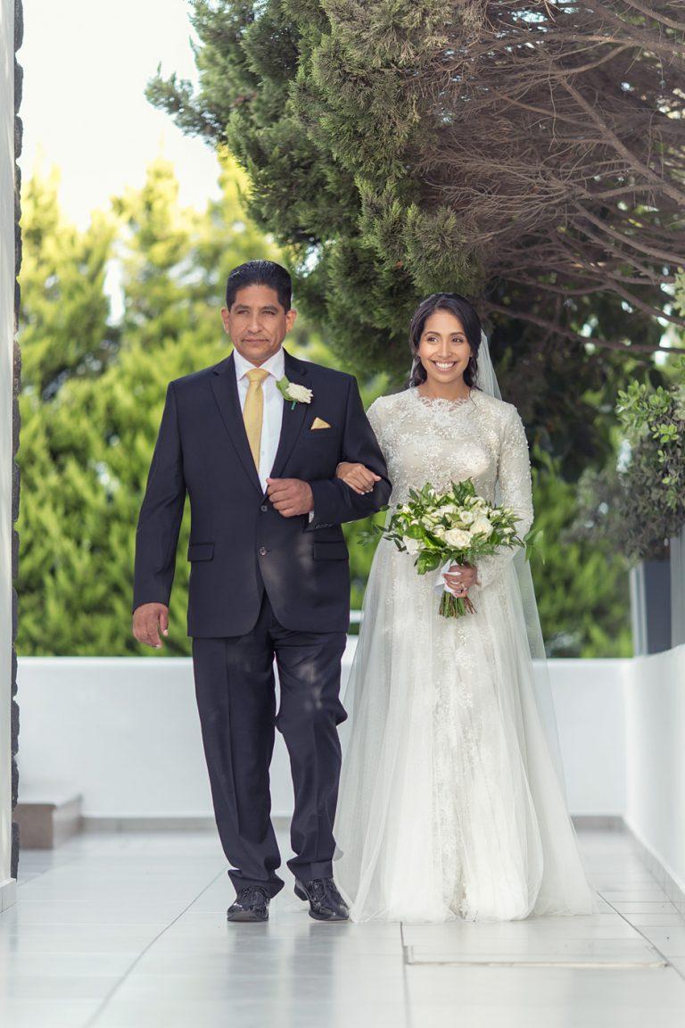 Kathy & Reggie wedding in Le ciel